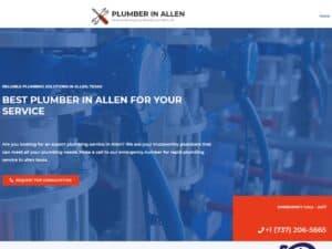 Plumber In Allen