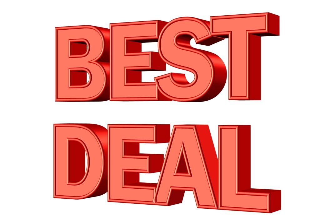 Discounts Offerings