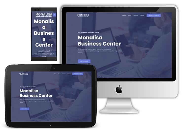 Monalisa Business Center
